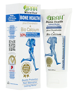URAH Bone Health plus Bio-Calcium and Chondroitin